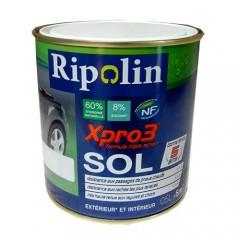 Peinture RIPOLIN Xpro3 Sol Blanc Satin