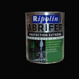 RIPOLIN PeintureAbrifer Protection Extrême Noir Mat