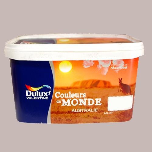 Dulux valentine couleurs du monde australie moyen pas cher - Dulux valentine couleur du monde ...