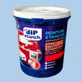 DIP Peinture Étanche Acrylique Multi-Supports Bleu Azur