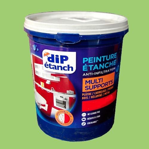 DIP Peinture Étanche Acrylique Multi-Supports Bambou