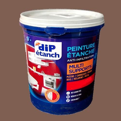 DIP Peinture Acrylique Multi-Supports Taupe