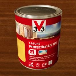 V33 Lasure Protection UV MAX 8ans Chêne Ambré
