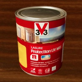V33 Lasure Protection UV MAX 8ans Exotique