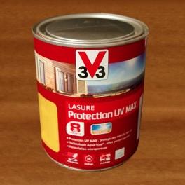 V33 Lasure Protection UV MAX 8ans Chêne Doré