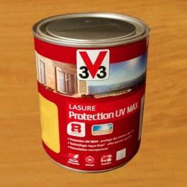 V33 Lasure Protection UV MAX 8ans Chêne Naturel