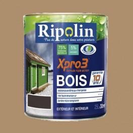 Ripolin xpro3 bois gris bleu pas cher en ligne - Materiel de peinture artistique pas cher ...