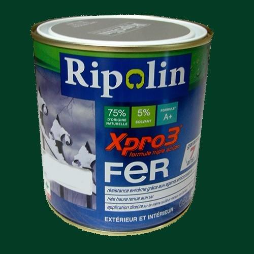 RIPOLIN Xpro3 Fer Vert Basque