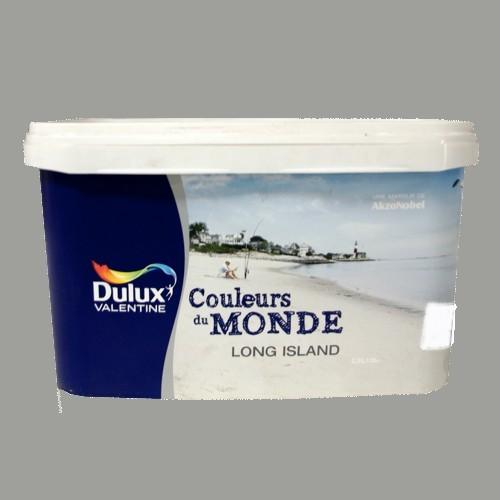 Dulux valentine couleurs du monde long island moyen pas cher en ligne - Peinture dulux valentine couleurs du monde ...