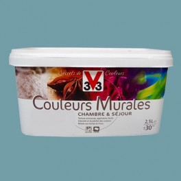 Peinture v33 couleurs murales satin kenya pas cher en ligne - Materiel de peinture artistique pas cher ...