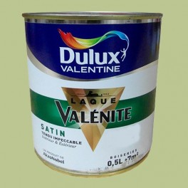 DULUX VALENTINE Laque Valénite Satin Lotus Vert