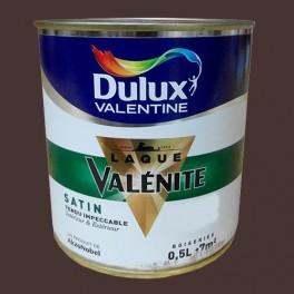 DULUX VALENTINE Laque Valénite Satin Ebène