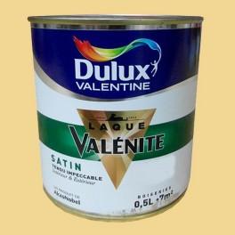 DULUX VALENTINE Laque Valénite Satin Chapeau de paille