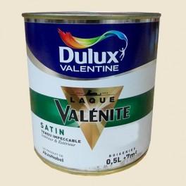 DULUX VALENTINE Laque Valénite Satin Zephyr d'ivoire