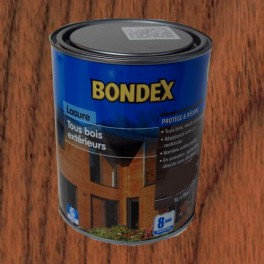bondex lasure tous bois ext rieur 8 ans ch ne moyen pas cher en ligne. Black Bedroom Furniture Sets. Home Design Ideas