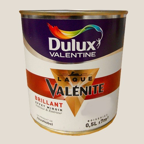 DULUX VALENTINE Laque Valénite Brillant Lin Clair