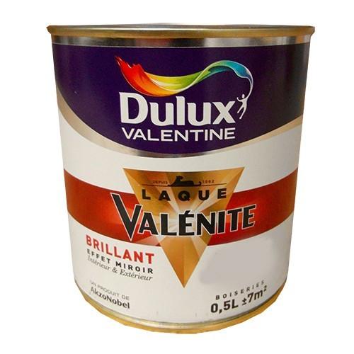 DULUX VALENTINE Laque Valénite Brillant Blanc