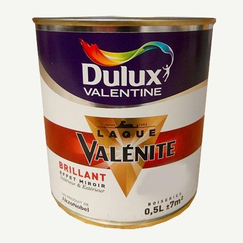 Dulux Valentine Laque Valénite Brillant Blanc De Blanc Pas Cher En Ligne
