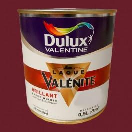 DULUX VALENTINE Laque Valénite Brillant Rouge Basque