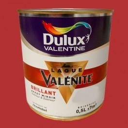 DULUX VALENTINE Laque Valénite Brillant Rouge Madras
