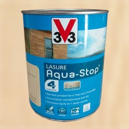 V33 Lasure Aquastop 4ans Incolore
