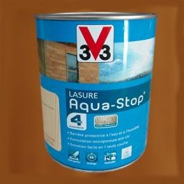 V33 Lasure Aquastop 4ans Chêne doré