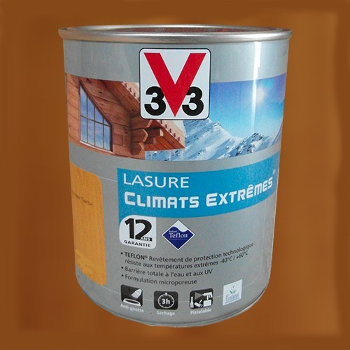 Lasure Brico Depot Lasure De Couleur Pour Bois Exterieur Rnovation Terrasse Relooker Terrasse  # Peinture Bois Interieur Brico Depot