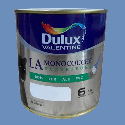 dulux valentine la monocouche ext rieure bleu provence pas cher en ligne partir de. Black Bedroom Furniture Sets. Home Design Ideas