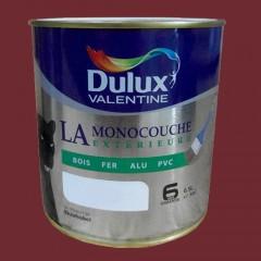 DULUX VALENTINE La Monocouche Extérieure Rouge basque