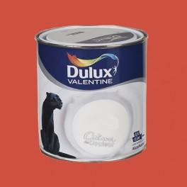 Dulux valentine peinture acrylique cr me de couleur orange sanguine pas cher en ligne - Peinture acrylique pas cher ...