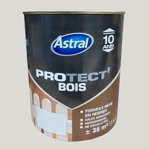 astral peinture protect 39 bois atmosph re pas cher en ligne. Black Bedroom Furniture Sets. Home Design Ideas