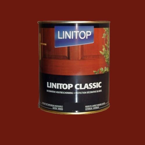 Linitop classic teck 282 pas cher en ligne - Peinture pour bois exterieur pas cher ...