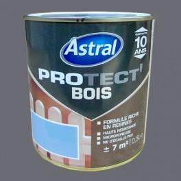 ASTRAL Peinture Protect'Boisn Gris Minerai