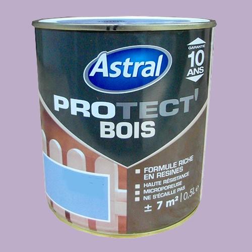 Peinture ASTRAL Protect\'Bois Lavande pas cher en ligne