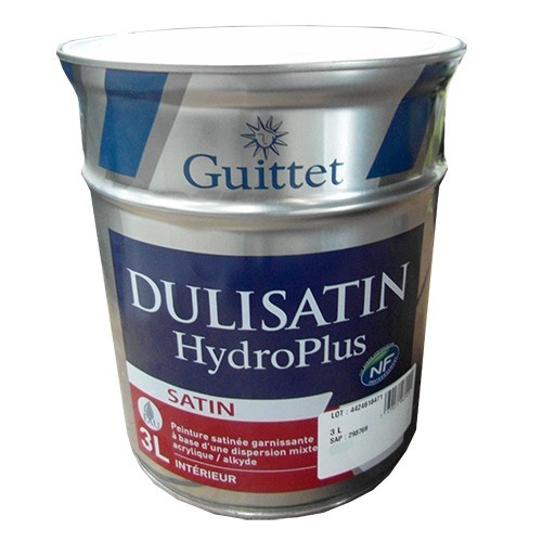 GUITTET Dulisatin Hydroplus 3L Blanc