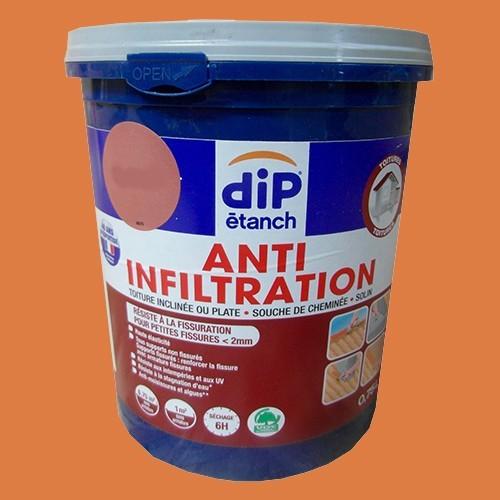 Dip anti infiltration terre cuite pas cher en ligne - Dip etanche anti infiltration ...