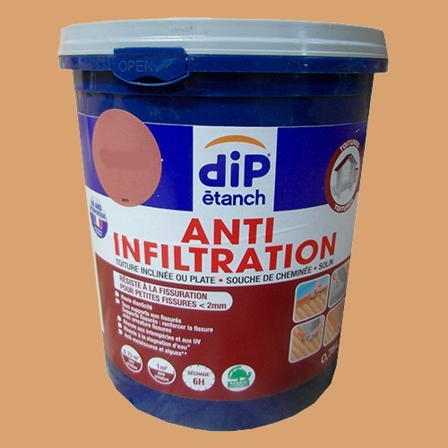 DIP Anti-Infiltration Paille