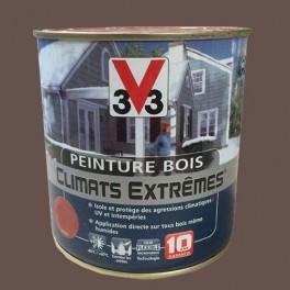 Peinture Bois V33 Climats Extrêmes Satin Ecorce