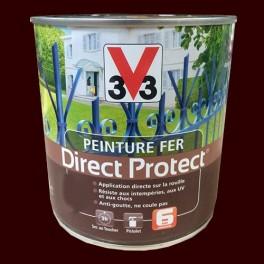 Peinture V33 Fer Direct Protect Brun Normand
