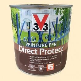 Peinture V33 Fer Direct Protect Craie