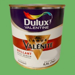 DULUX VALENTINE Laque Valénite Brillant Vert disco