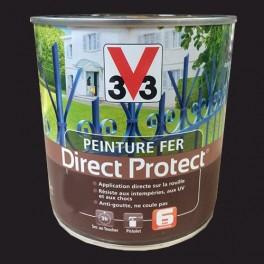Peinture V33 Fer Direct Protect Manganèse Poudré