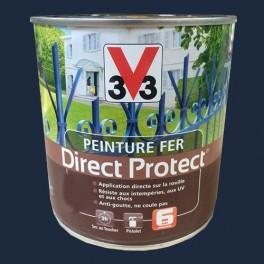 Peinture V33 Fer Direct Protect Bleu Atlantique