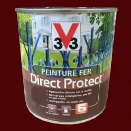 Peinture V33 Fer Direct Protect Rouge Basque