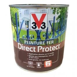 Peinture V33 Fer Direct Protect Blanc