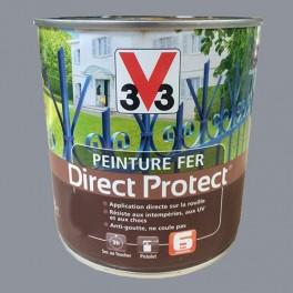 Peinture V33 Fer Direct Protect Aluminium Poudré