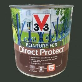 Peinture V33 Fer Direct Protect Vert Bronze Poudré