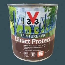 Peinture V33 Fer Direct Protect Tungstène Poudré
