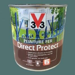 Peinture V33 Fer Direct Protect Céladon Grisé