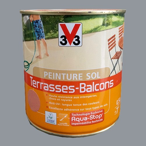 Peinture V Sol Terrasses  Balcons Ciment Pas Cher En Ligne